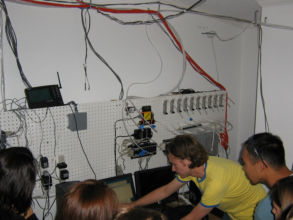 Highlight Photo Utest House Becomes A Focal Point For Igert Wiring Training Test Research